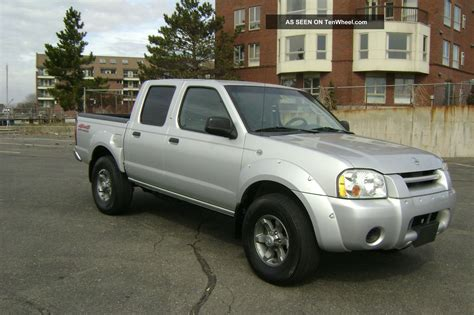 2004 nissan frontier xe 2004 nissan frontier xe crew cab v6 auto 4x4