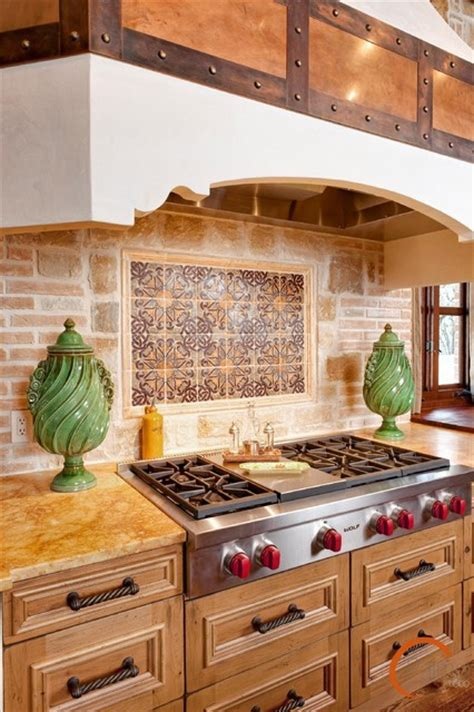 spanish style kitchen backsplashes please spanish spanish style mediterranean kitchen other metro by