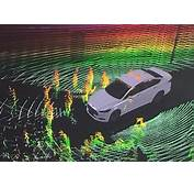 Automated Driving Gets An Assist From New Ford LiDAR