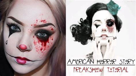 ideas for a potential american horror story feature 25 best ideas about freak show costumes on clown scary fx american