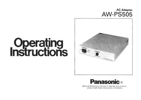 panasonic inverter r410a user manual schematic diagram