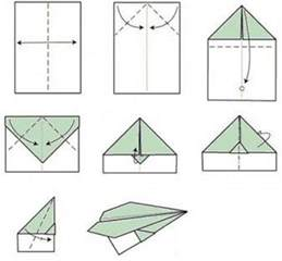 How Do You Make A Airplane Out Of Paper - how to make a paper airplane 11 ways how2db how
