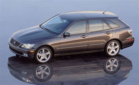 lexus hatchback is300 unintentional exotics jaguar x type wagon and lexus is300