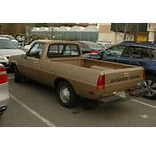1980 Something Dodge Ram D50 Pickup Mine Was This Color