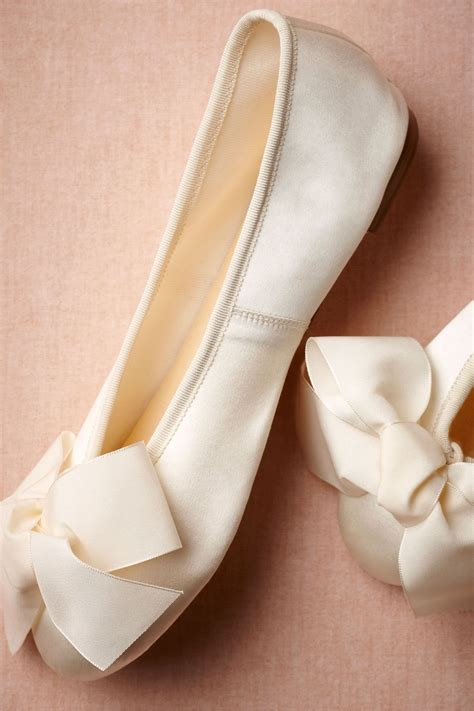flat ballet wedding shoes satin ballet flats skip a heel and opt for the classic