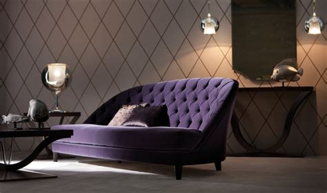 sofa low lying dalila opera luxury