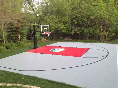outdoor basketball court snapsports outdoor basketball courts courts millz