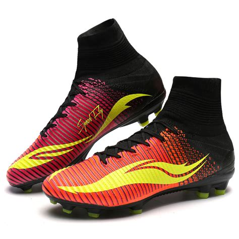 children football shoes popular pink cleats soccer buy cheap pink cleats soccer