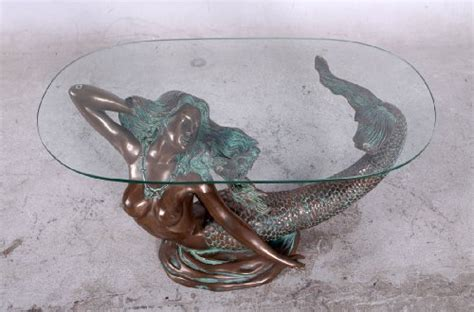 mermaid table the most unique coffee tables