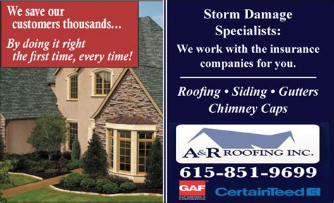 Myers Plumbing Nashville by Roofing Company Hermitage Roofing Company