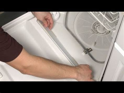 Frigidaire Dishwasher Leaking From Bottom Of Door library repairclinic