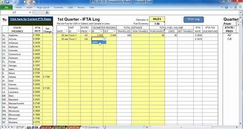 Excel Spreadsheet Report Templates