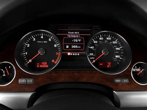 online service manuals 2008 audi s8 instrument cluster image 2009 audi a8 l 4 door sedan 4 2l instrument cluster size 1024 x 768 type gif posted