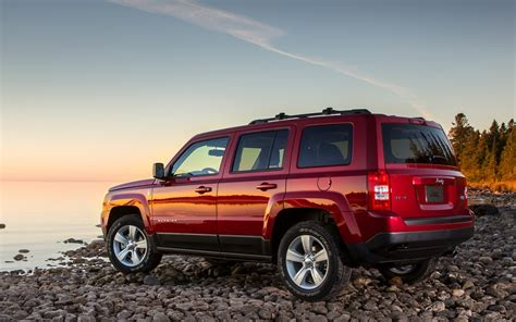 09 Jeep Patriot The Jeep Patriot A Highly Affordable And Capable Suv For