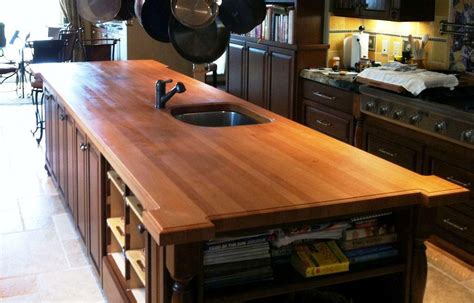 kitchen island butcher block tops butcher block counter tops teak butcher block