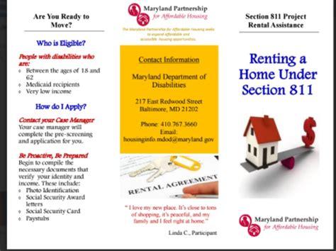 section 811 program mpah documents