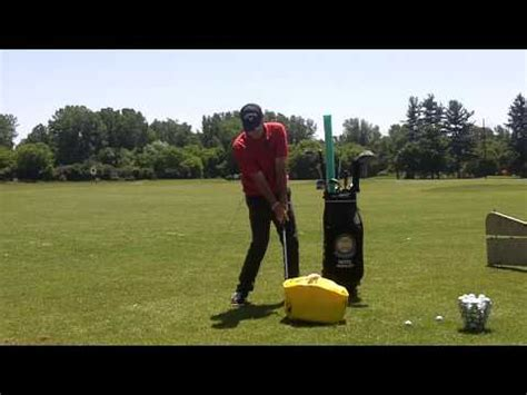 golf swing tempo drill golf drill squaring the clubface toe before the heel