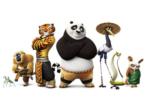 imagenes de los personajes de kung fu panda eres especial lecciones de kung fu panda 1 gustavo bravo