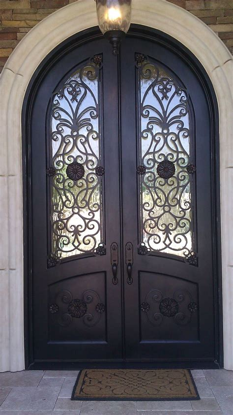 Exterior Iron Doors 25 Best Images About Doors By Design Iron Doors On Wood Doors Exterior Homes And