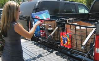 Diy Truck Bed Cargo Management Lever Makes It Easy To Move Cargo Onto The Tailgate