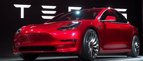 tesla model 3 gallery slashgear