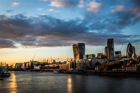 Weather London in October: Temperature & Climate