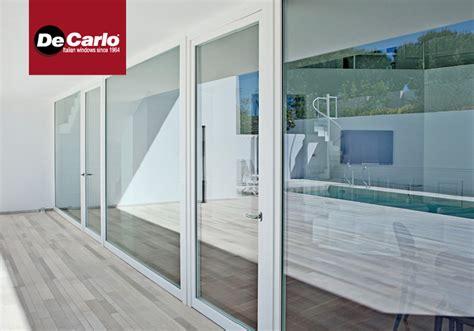 de carlo porte finestra de carlo legno design di luca infissi