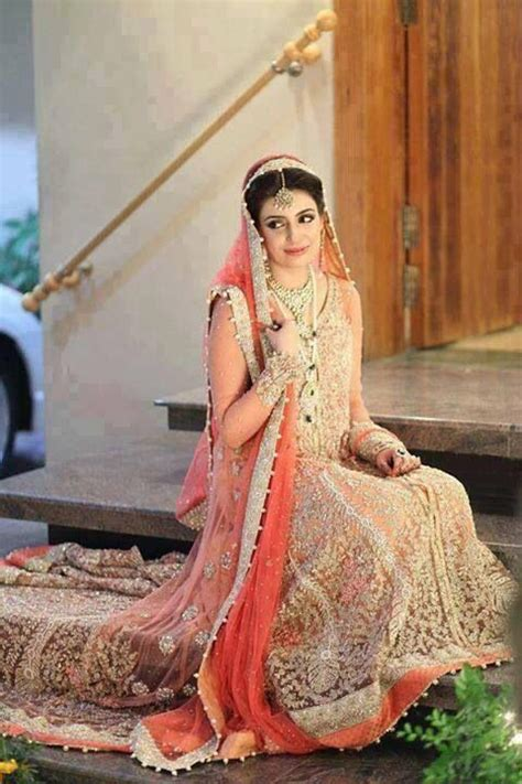 latest bridal walima dresses collection 2016 17 for wedding