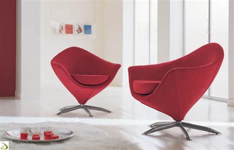 poltrone arredo design poltrona di design girevole iris arredo design