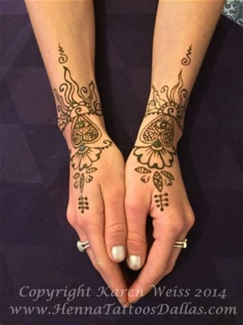 henna tattoos dallas tx it s when henna is a collaboration this customer