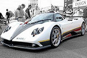 pagani cars list pagani car models list complete list of all pagani models