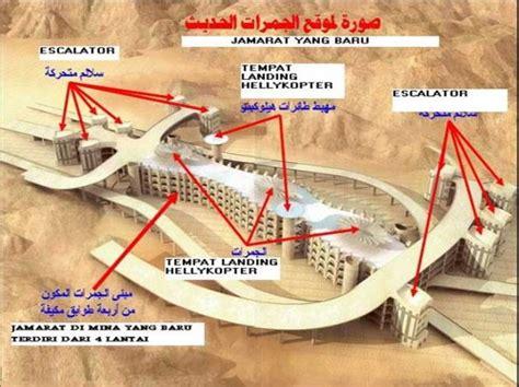 Saudia Pelangi makkah dari masa ke masa konstruksi pelangi