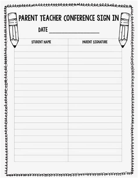 Parent Up Card Template by 13 Best Images About Parent Conference On