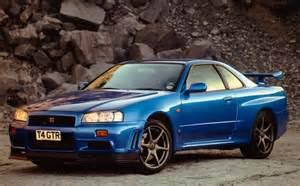 1998 Nissan Gtr Nissan Skyline R34 1998 2002