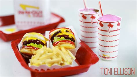 How To Make Doll Food Out Of Paper - in n out burger how to make miniature fast food