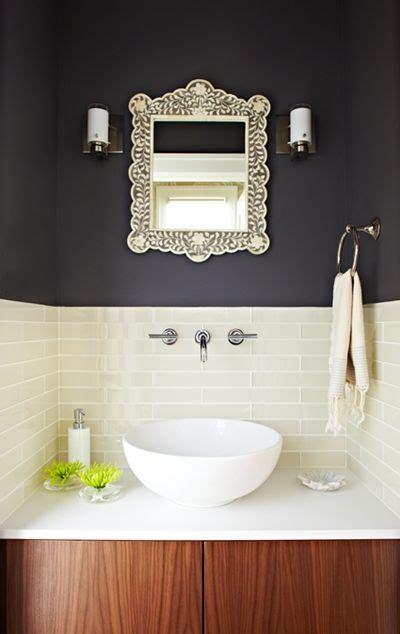 lavabo preto lavabo branco preto banheiros e lavabos pinterest