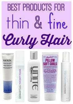20 products for fine curly hair naturallycurly 25 best ideas about fine curly hair on pinterest hair