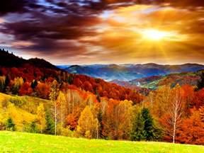 colors of autumn autumn colors wallpaper