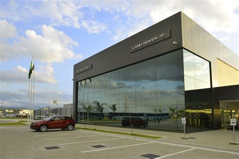 land rover headquarters jaguar land rover opens new factory in brazil