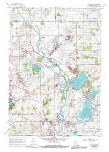 map of silver lake california silver lake topographic map wi usgs topo 42088e2