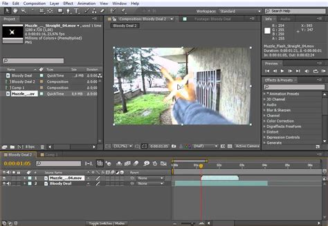 tutorial after effect download after effects muzzle flash tutorial ateş efekti download