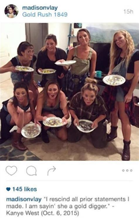 themed party frat ucla fraternity sorority under fire for kanye themed