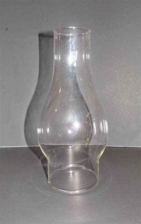 oil l glass chimney 3 quot x 8 1 2 quot clear glass kerosene oil lamp chimney for 2