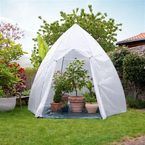 Préparer Jardin Pour L Hiver by Nortene Serre De Terrasse Winter Greenhouse Serre