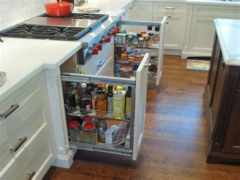 under kitchen cabinet storage ideas kitchen storage design peenmedia com