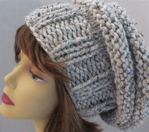 knitting pattern slouchy hat search results for easy knitted slouchy hat pattern