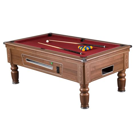 mightymast 7ft prince slate bed pool table