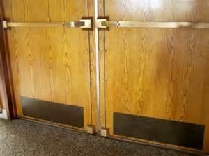 panic bar door repair 8