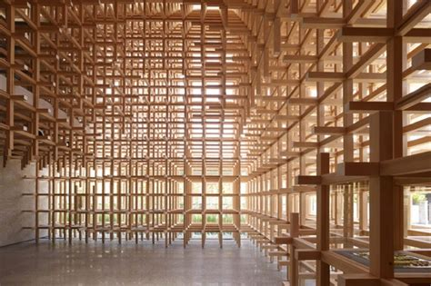 Home Interior Design Of Hall by Kengo Kuma On The Mother Of Architectural Design