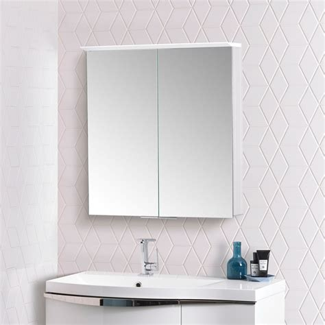 roper venture illuminated bathroom cabinet uk